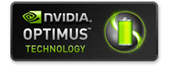 Technologia NVIDIA® Optimus™