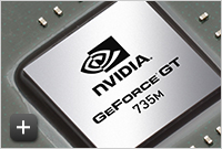 GeForce GT 735M