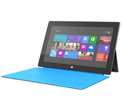 Microsoft Surface Z Windows RT