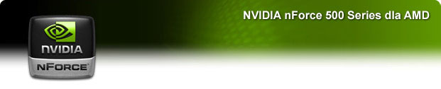 NVIDIA nForce 500 Series dla AMD