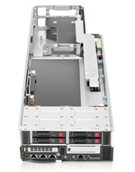 HP ProLiant SL250 CPU-GPU-Hybrid-Server der 8. Generation
